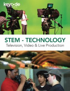 key code media brochure-stem technology television video live production