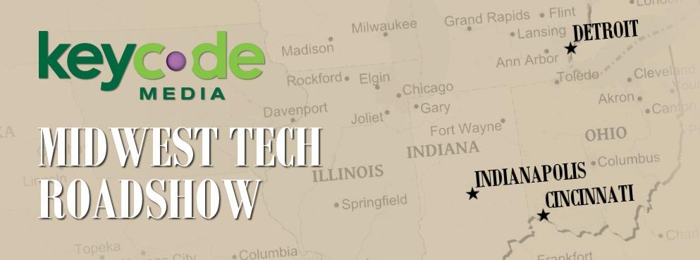 key code media midwest-tech roadshow