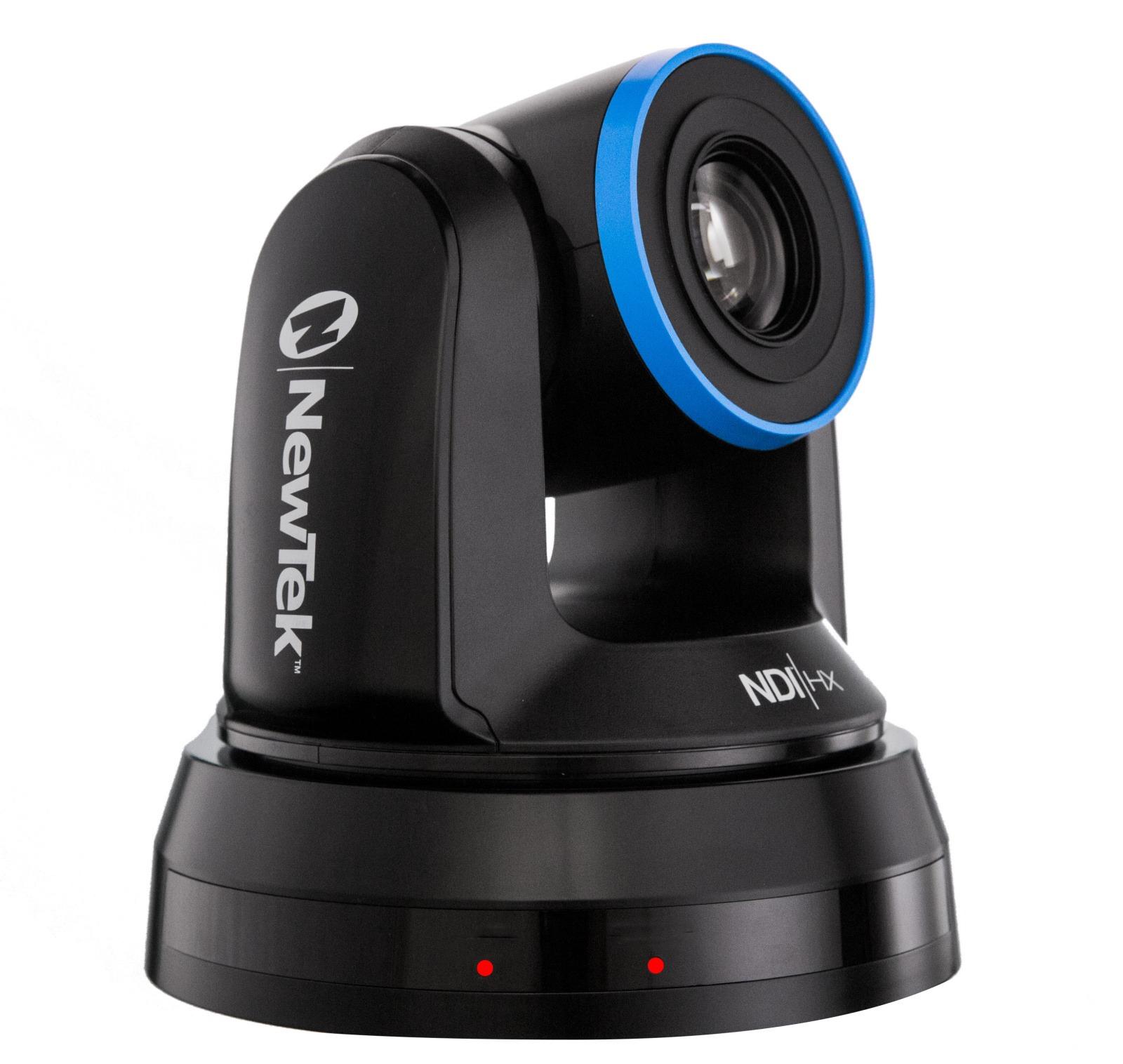 NewTek announce NDI enabled PTZ camera and wireless converters