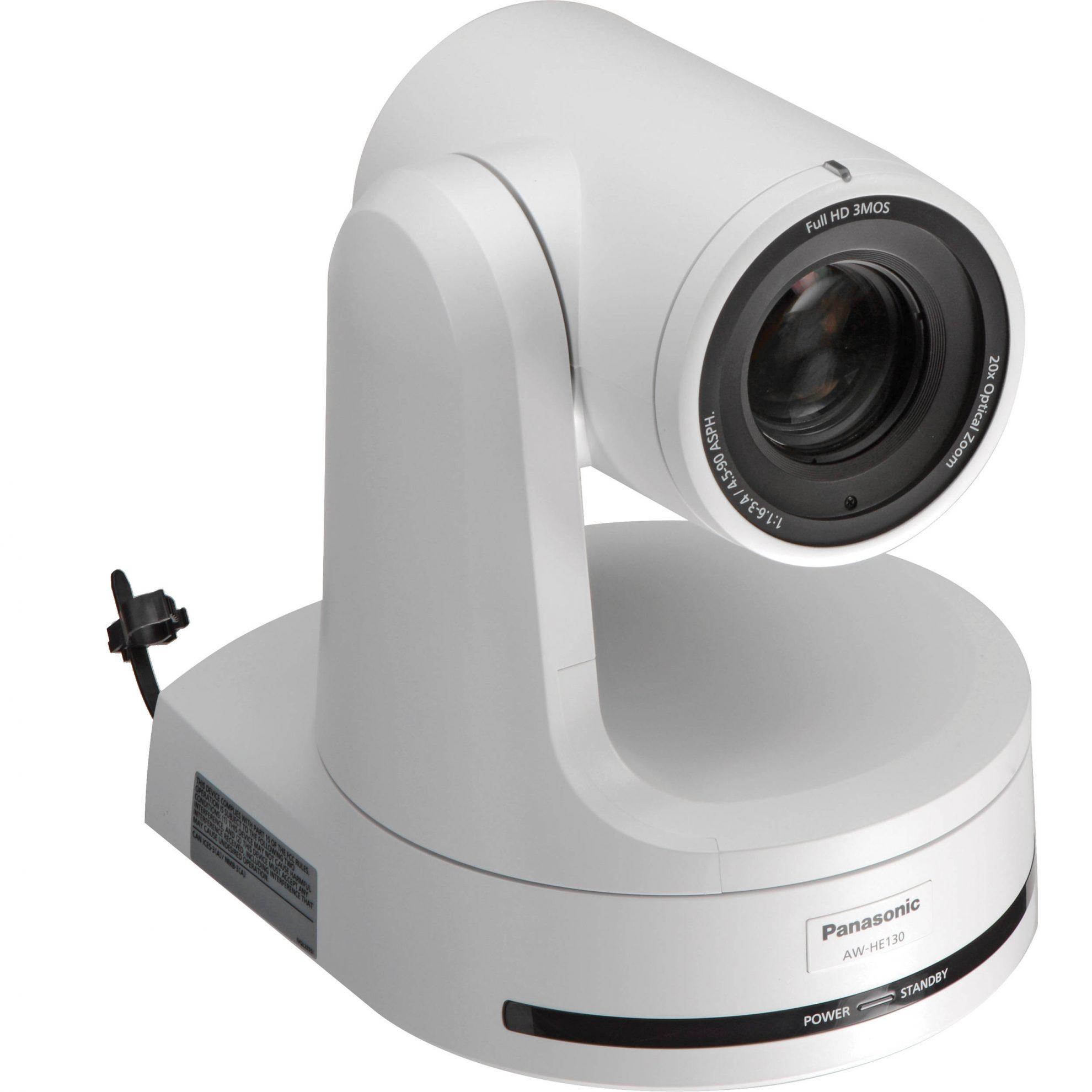 Panasonic to add NDI to new and current PTZ cameras
