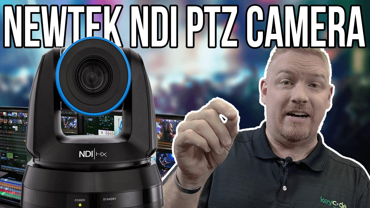 NewTek NDI product unboxing & testing