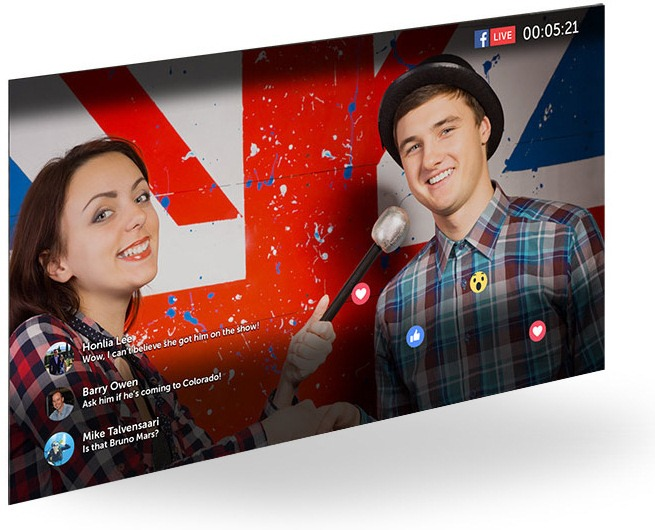 Streaming professionally to Facebook Live just got easier