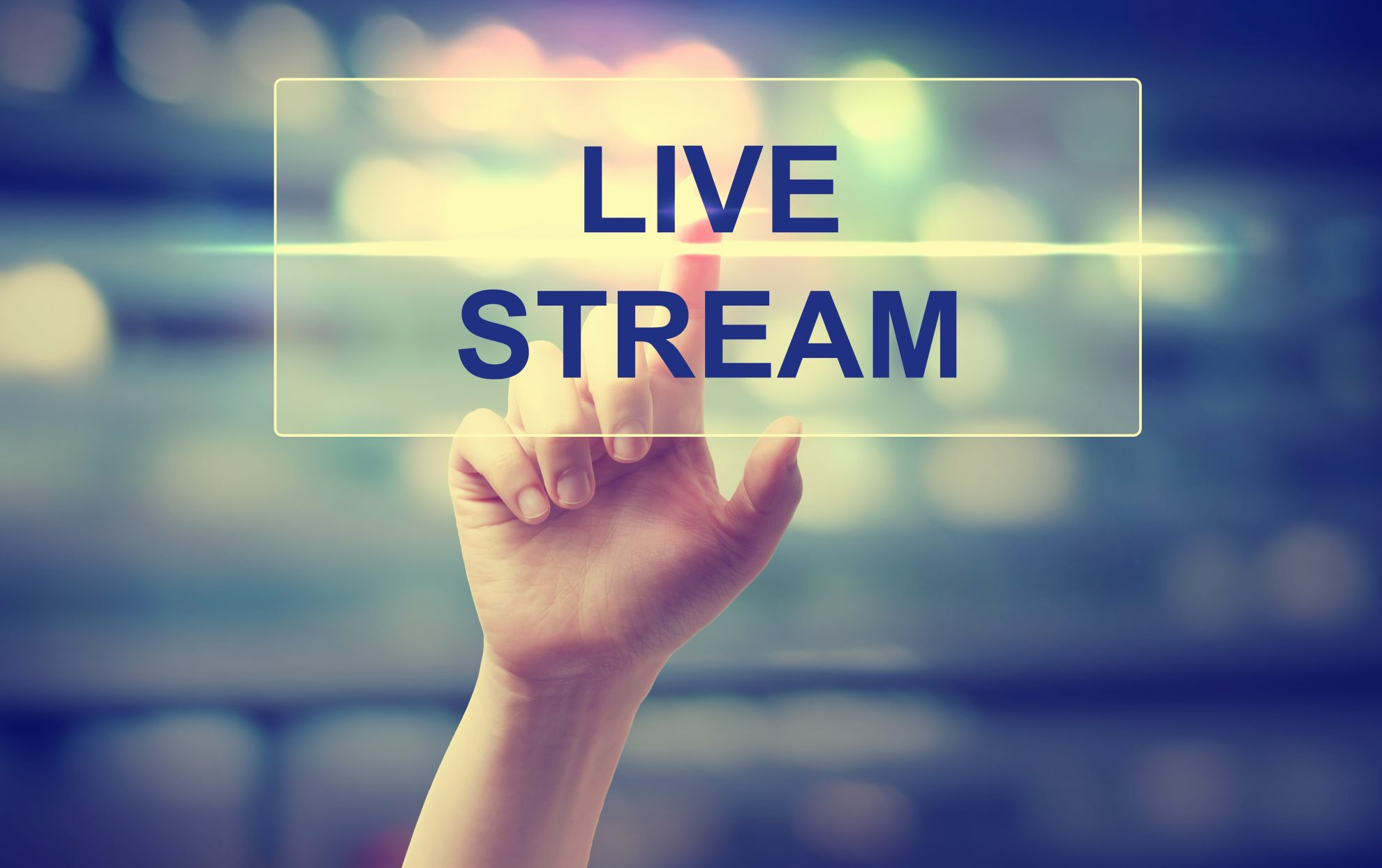 Seminar: How to Effectively Use Live Streaming for Corporate Marketing & Communications (Nov 30)