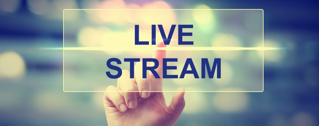 Live Stream Wide