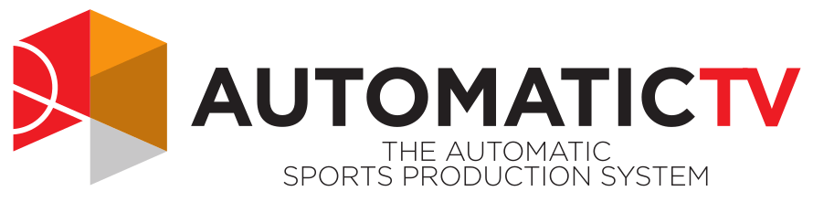 Automatic TV Logo with tagline