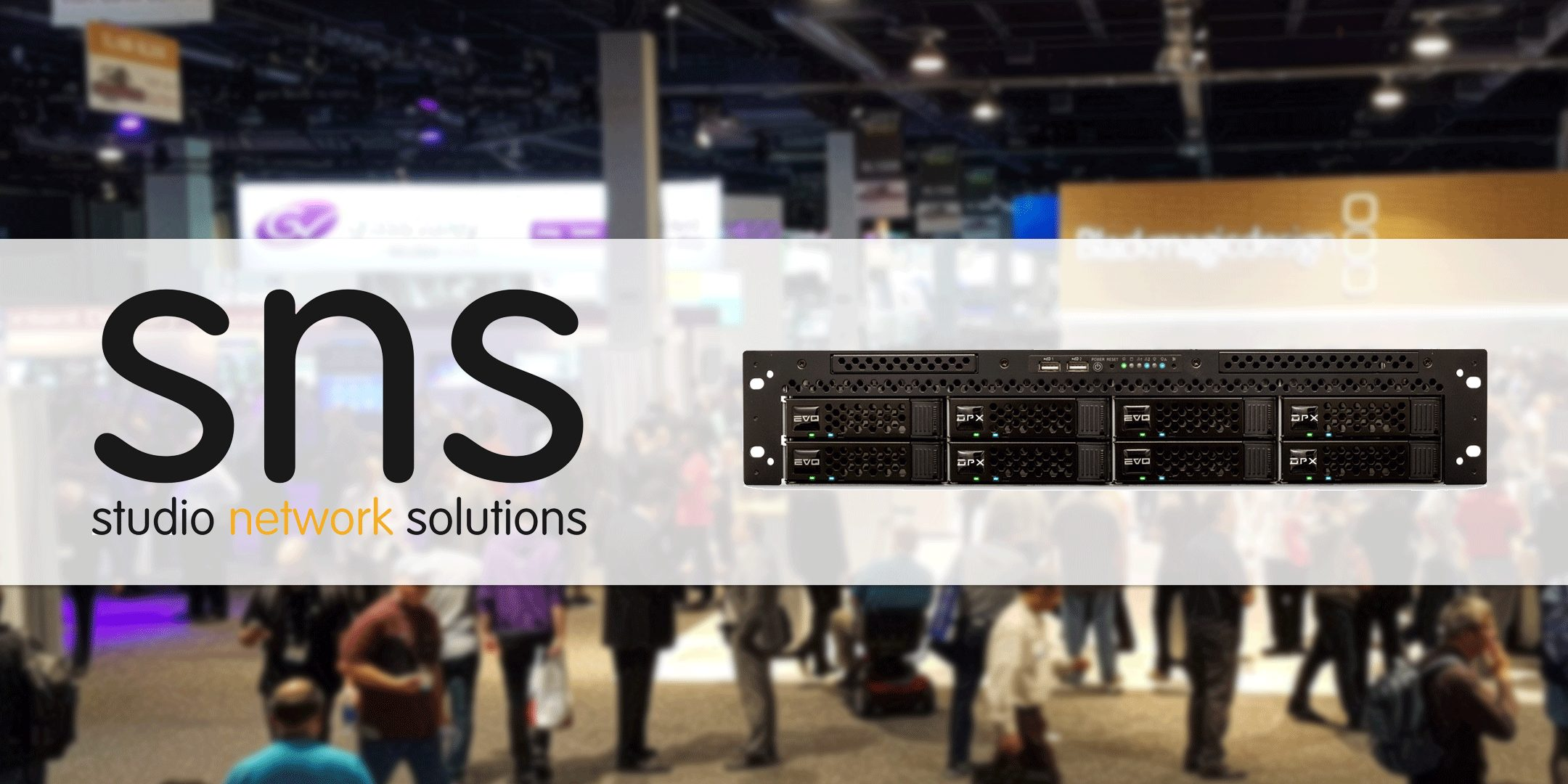 NAB 2018: Key Code Media and Studio Network Solutions (SNS) Announce Exclusivity