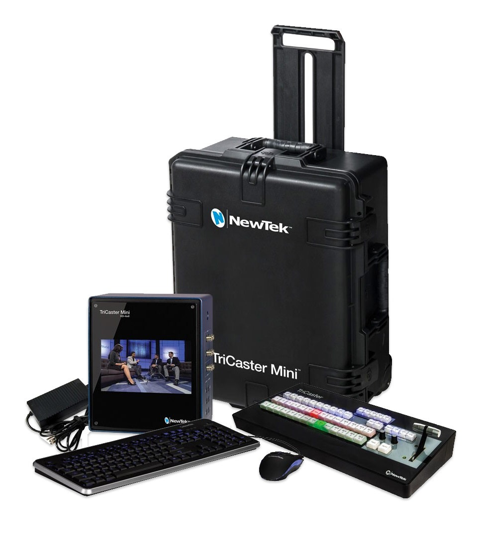 TriCaster Mini Advanced – Save $1,000
