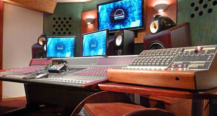 Igloo Music: Pro Tools Network For Audio Post Production