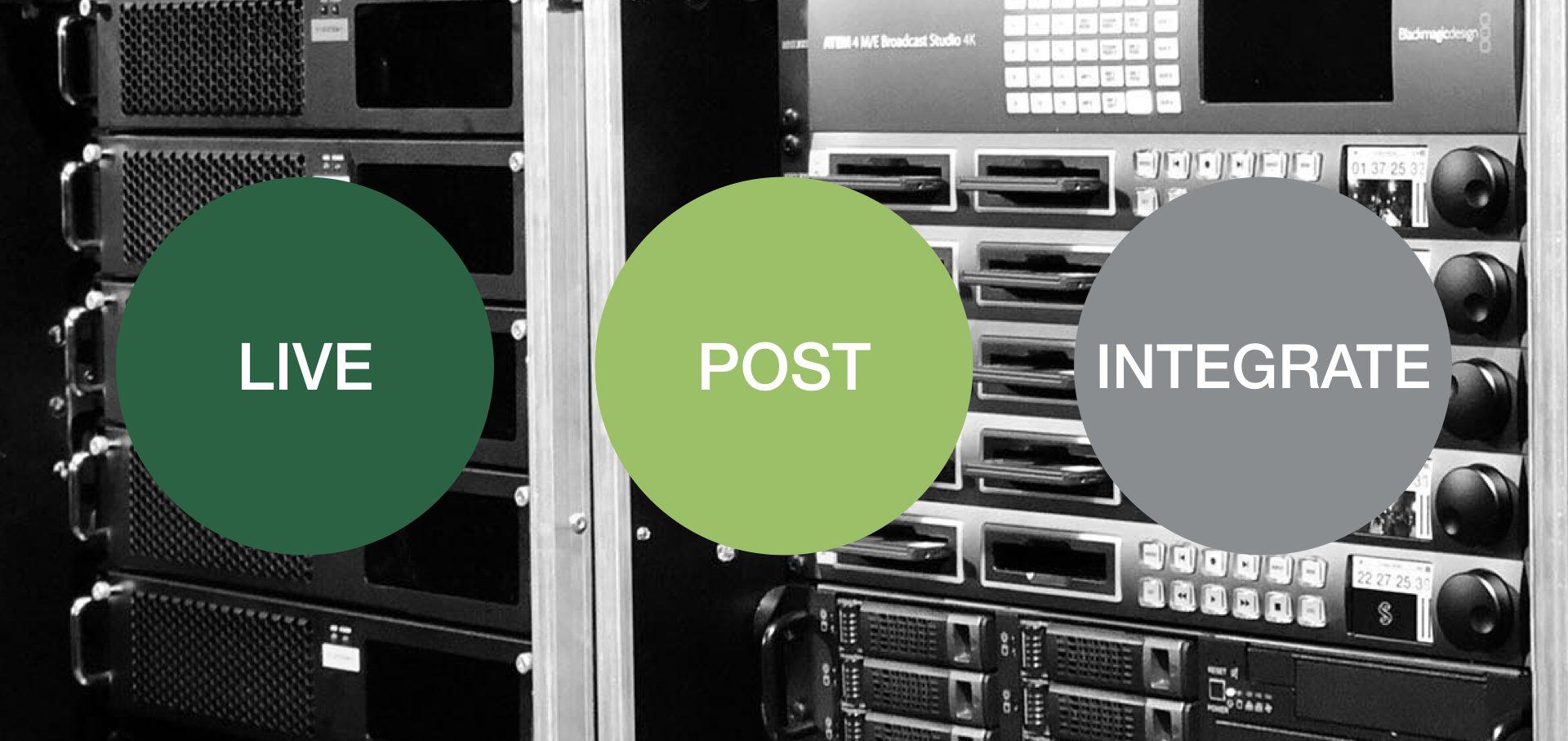 Key Code Media: Live, Post, Integrate