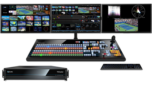 TRICASTER TC-1 TRADE-IN | Save Up To $7,500