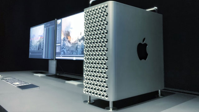 Apple Mac Pro Now Shipping! Order A Post Production Qualified System