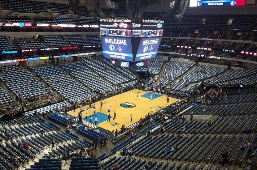 American Airlines Center Upgrades Video Replay Control System