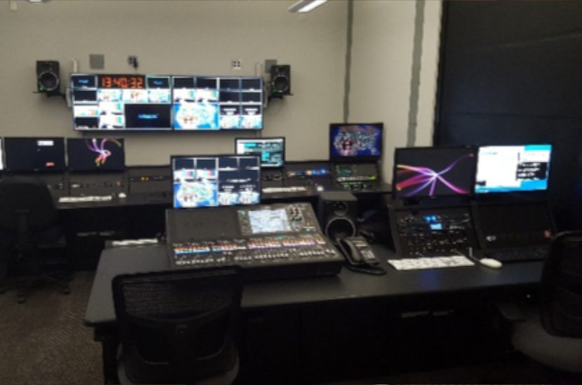 Bates Technical College Integrates New Control Room, Digital Signage, and Network