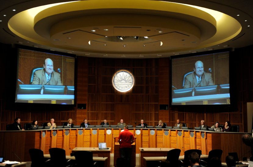 City of Aurora Upgrades Council Chamber AV and Broadcast