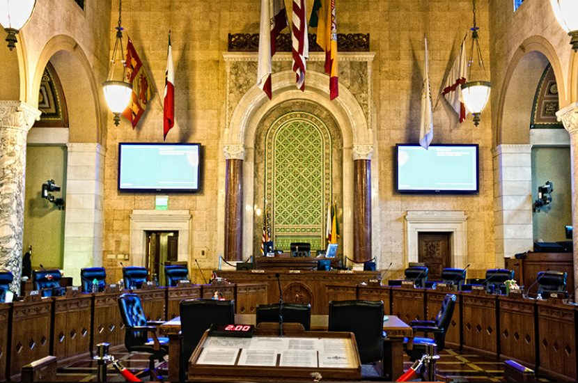 City of Los Angeles Contracts Burst/Key Code For Audio-Visual, Digital Signage, and Broadcast Needs