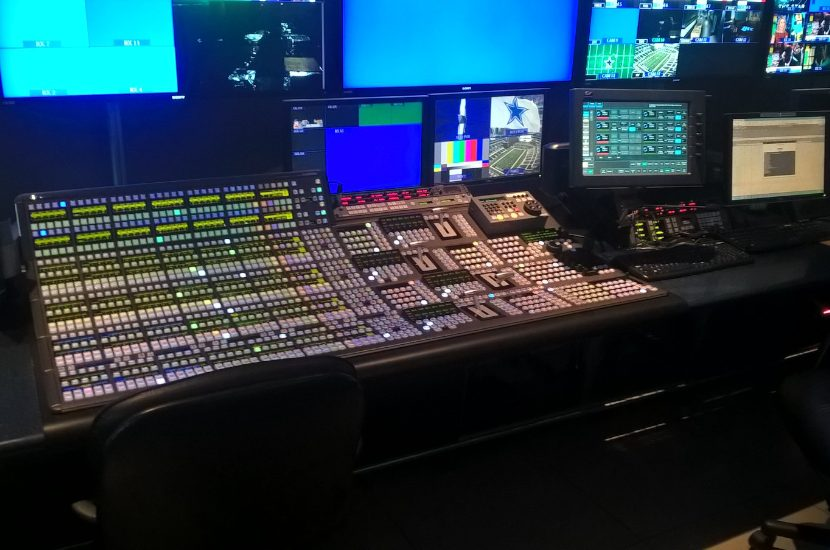 Dallas Cowboys Stadium Gets New Production Switcher & Camera System