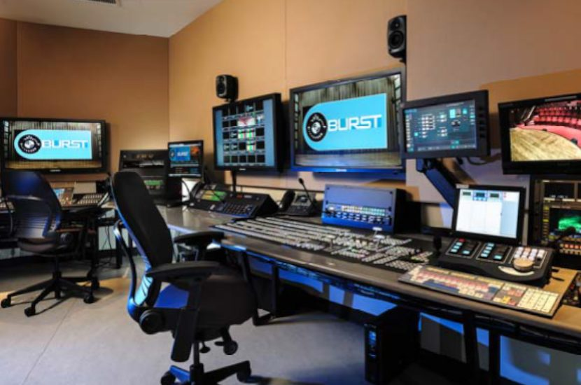 George W. Bush Presidential Center Broadcast and Production Systems