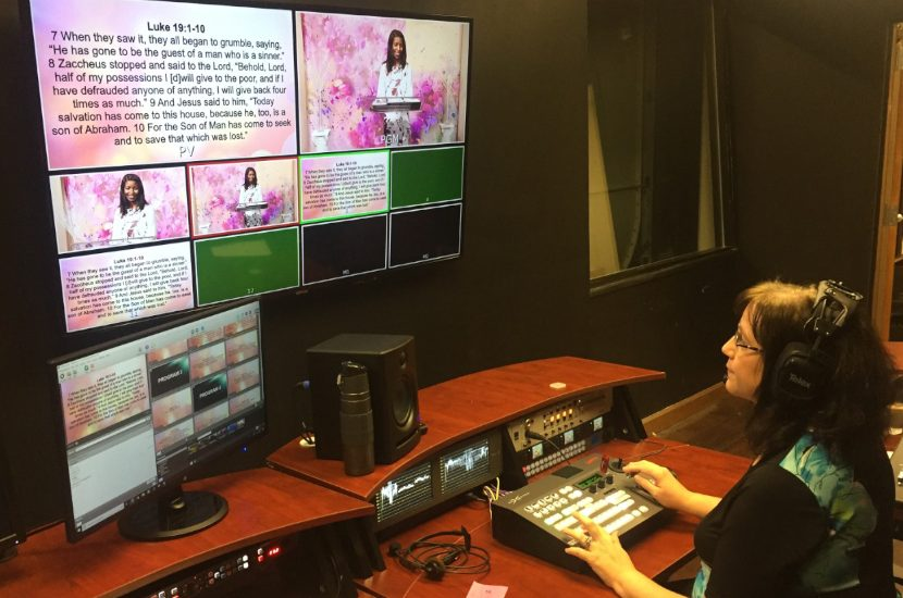 KQKD / Christian Television Network Builds New Broadast Facility