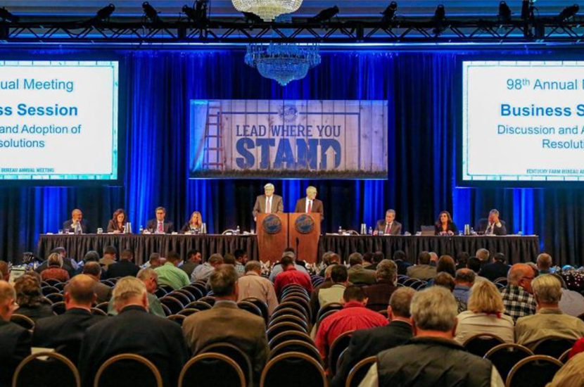 Kentucky Farm Bureau: Live Mobile Flypack w/ Upgraded Archive and Media Management