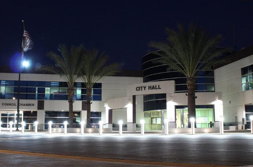 Moreno Valley City Council Upgrades Chambers