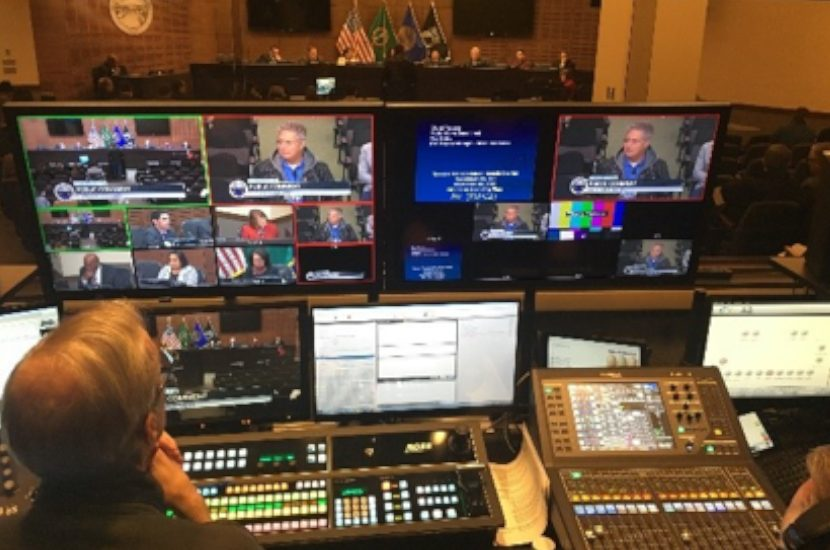 TV Tacoma Upgrades Audio, Video, and Television Broadcast Systems