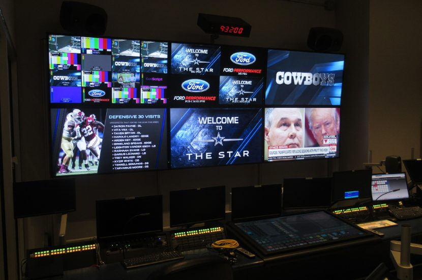 The Star (Frisco, TX) Building Integrates Production Switchers, Replay and Servers