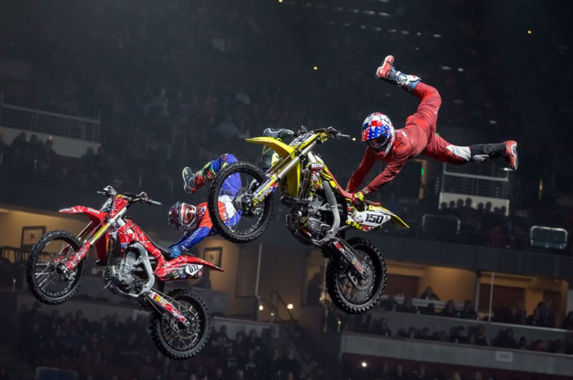 Nitro Circus Creates Thrilling TV & Digital Content with a Premiere Pro and Resolve Roundtrip Workflow