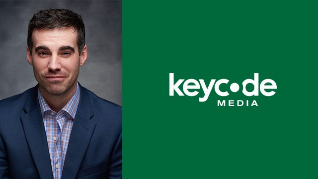 John Connolly Promoted to Vice President of Sales for Key Code Media