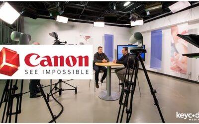 Key Code Media and Canon U.S.A., Inc., Announce System Integrator Partnership