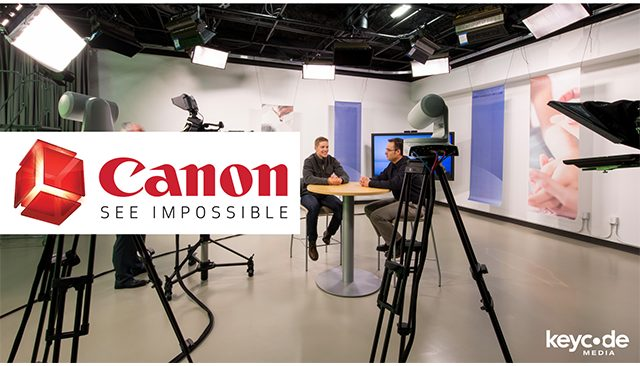 Key Code Media and Canon U.S.A., Inc., Announce System Integrator Partnership