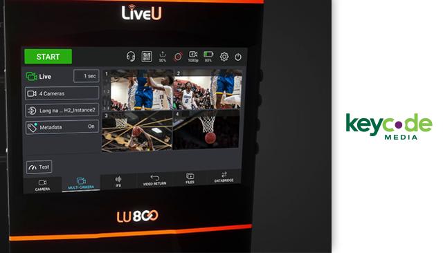 LiveU LU800 Demonstration
