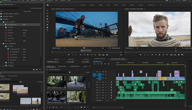 Adobe Premiere Pro Post Production (2021)