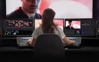 DaVinci Resolve Post Production (2021)