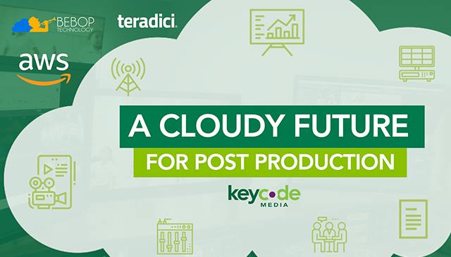 A Cloudy Future For Post Production
