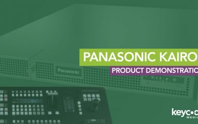 Panasonic KAIROS: IT/IP Video Switcher Platform