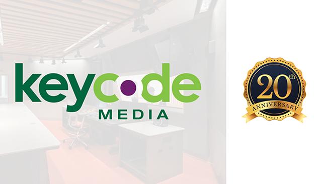 Key Code Media Celebrates 20th Anniversary